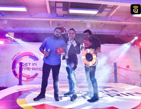 SmartQuick en Get in the ring 2018 gracias a MinTic 2