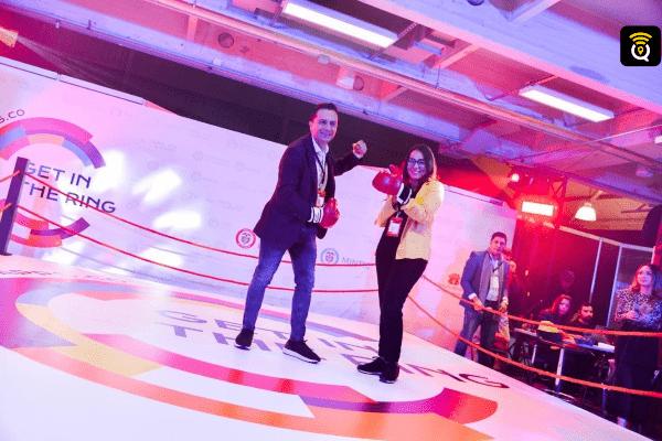 SmartQuick en Get in the ring 2018 gracias a MinTic 5