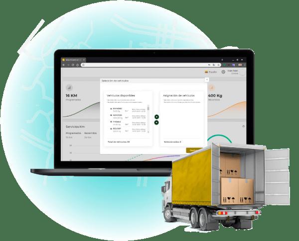 4 - Cubicaje SmartQuick- TMS en logística