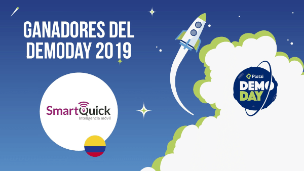 DemoDay 2019 Platzi SmartQuick