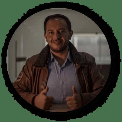 Ederson Charry CTO SmartQuick