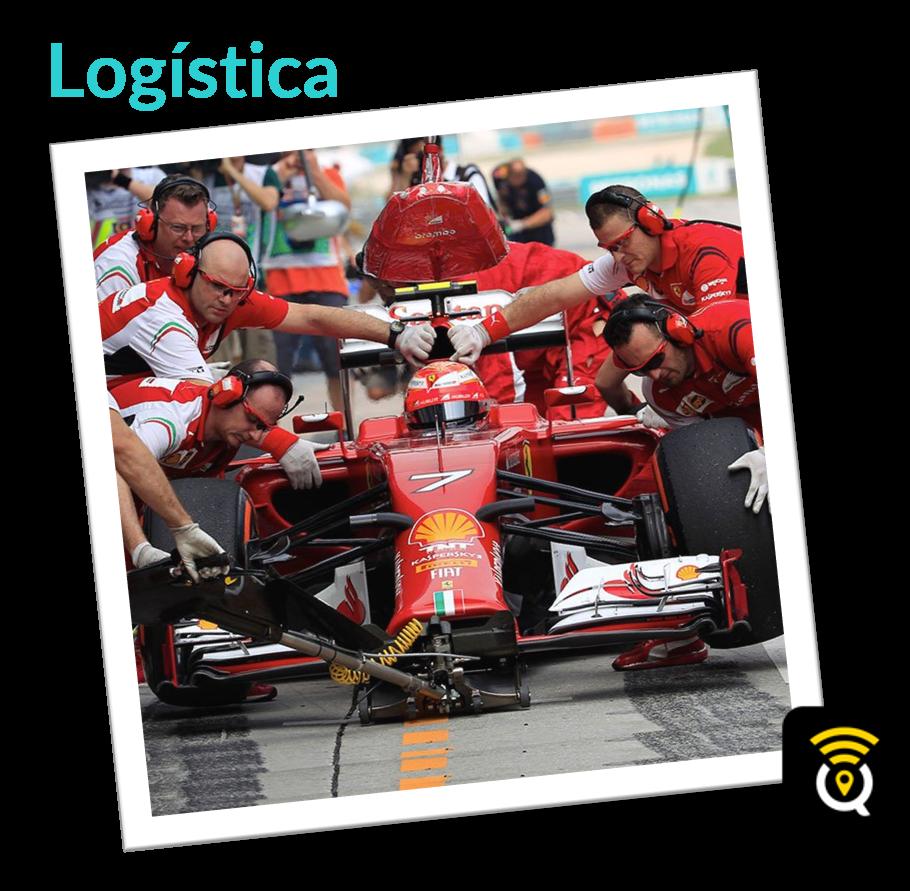 Logistica como F1 en la pandemia SmartQuick