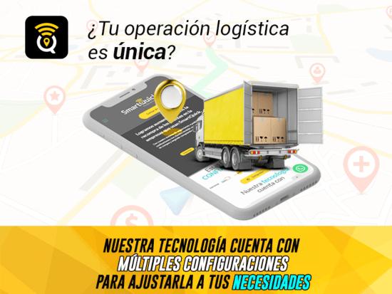 SmartQuick configuraciones para adaptanos a la logística de los clientes