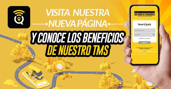 Beneficios de un TMS en logística