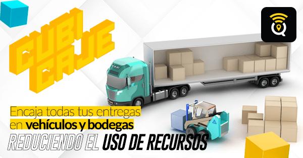 Cubicaje: Capacidad de los vehículos en logística-SmartQuick