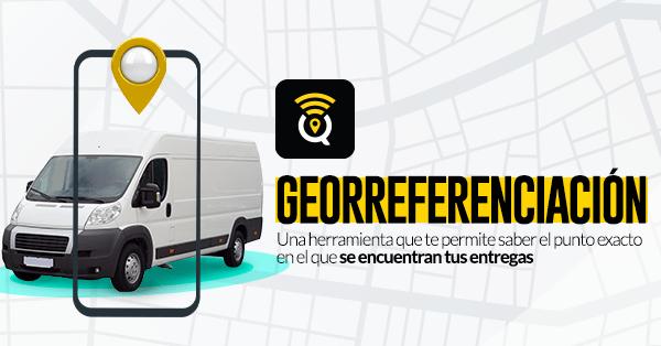 Georreferenciación SmartQuick geolocalización