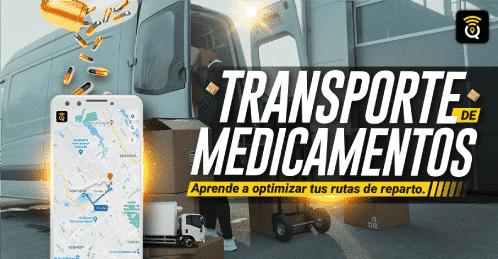 Transporte de medicamentos: optimiza tus rutas