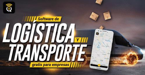 Software de logística y transporte gratis para empresas