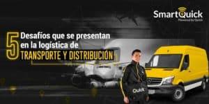 5 desafíos que se presentan en la logística de transporte y distribución